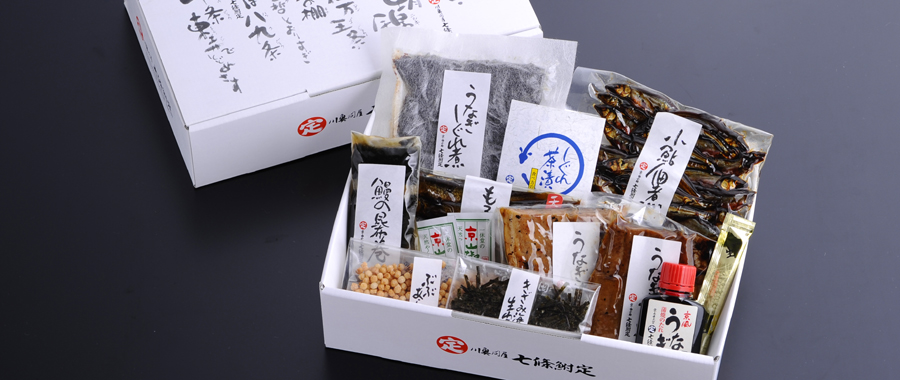 京都のお取り寄せ・七條鮒定