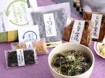 京のしぐれ茶漬とミニ鰻の蒲焼