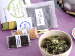 京のうなぎしぐれ茶漬(小)
